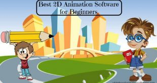 Best 2D Animation Software for Beginners