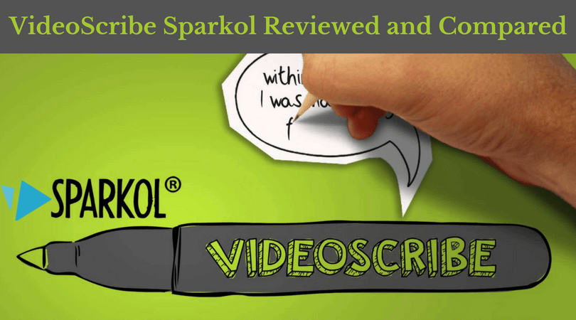 VideoScribe Sparkol Reviewed and Compared
