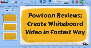 Powtoon Reviews- Create Whiteboard Video in Fastest Way