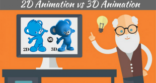2d vs 3d animation